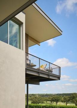 Peregrine House Balcony